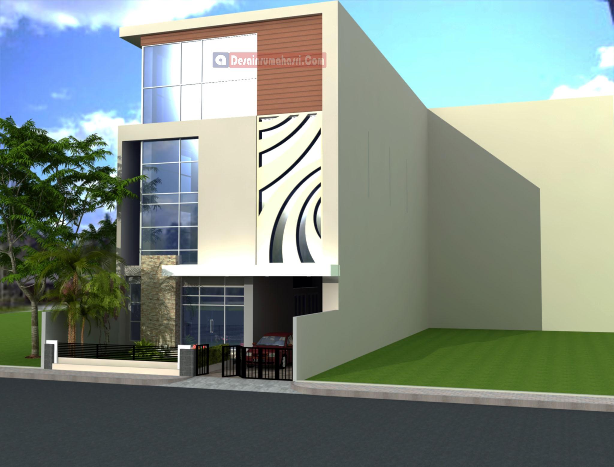 Jasa Desain Rumah Desain Rumah Asri