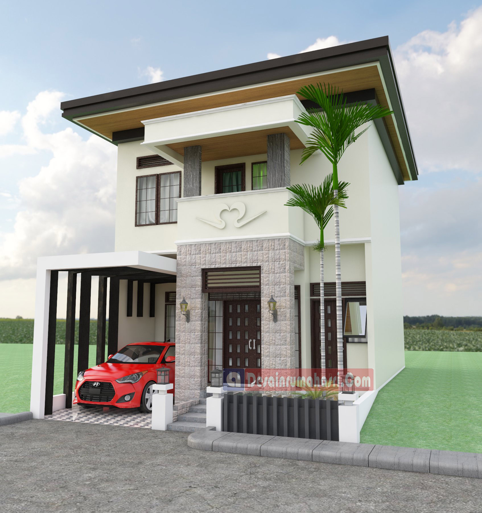 Desain minimalis – Laman 8 – Desain Rumah ASRI