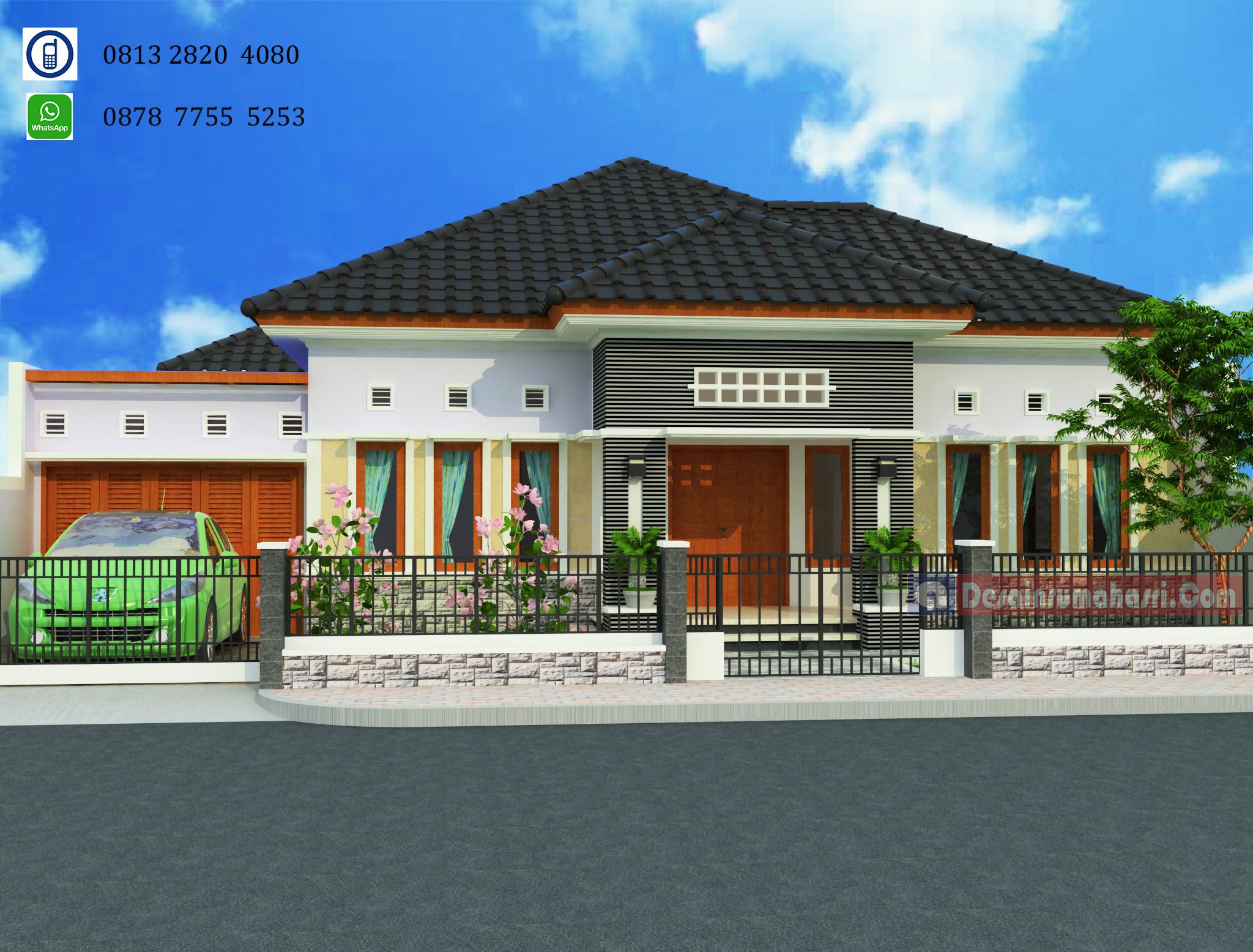 Desain Rumah Indah Desain Rumah ASRI